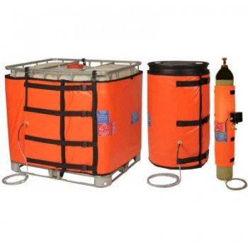 Drum & IBC Heating Jackets For Frost Protection